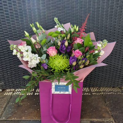 Flowers from The Flower Chapter Cardiff